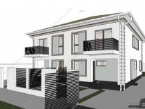 Duplex| 4 camere| Mosnita Noua