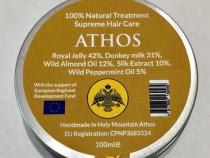 Set Cremă Athos împotriva căderii părului