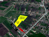 Teren Intravilan Construibil - Ernei, Jud. Mureș 18330 mp