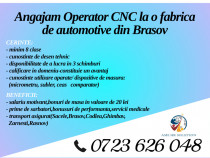 Operator CNC