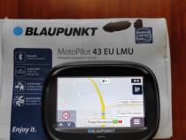 GPS Blaupunkt Motopilot 43 EU LMU