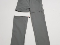 Pantaloni 2 in 1 The North Face, outdoor, munte, 7 - 9 ani