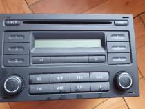 Cd Player Original Volkswagen Polo 2006