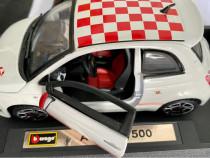 Machete 1/18 Alfa Romeo,1/24 Abarth si porsche carera gt