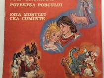 Povesti pentru copii vinil
