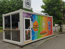 Container - fast food la cheie