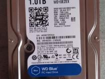 """HDD hard disk 1 TB Western Digital Blue 3,5"""" desktop"""