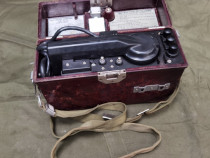 Telefon militar de campanie F1600, Tip TC-72 - colectie