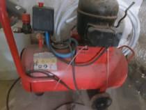 Compresor de aer cu 2 iesiri, silentios