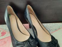 Sandale piele/lac - 39, 40