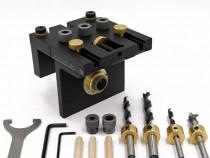 Șablon de găurire pentru dibluri miniflix 6/8/10/15 mm.