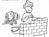 Angajam muncitori in constructii -zidar si muncitor