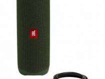 Boxa portabila JBL FLIP 5 Waterproof- Forest Green