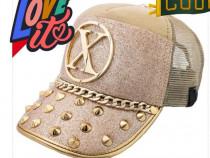 Sapca originală XTRESS/SUA,accesorii aurii