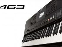 Orga Yamaha PSR-E463 keyboard clapa cu functia sampling Buc
