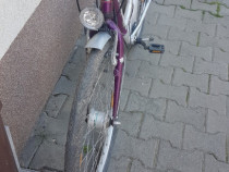 Bicicleta adusă din Germania cu schimbător shimano