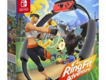 Joc Ring Fit Adventure + Ring-Con + Leg Strap, pentru Ninten