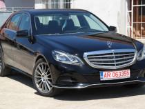 Mercedes E200 / E220 Euro 6 - an 2015, 2.2 Cdi (Diesel)