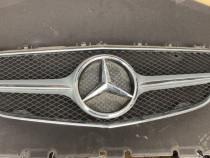 Grila Mercedes E-Class W207 grila centrala radiator bara