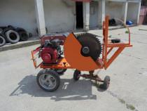CIRCULAR cu generator de curent atasat (diesel)