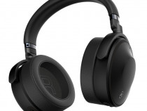 Casti wireless noise-cancelling Yamaha YH-E700A negre/albe
