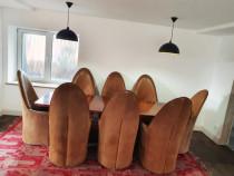 Masa moderna 8 scaune!!
