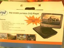 Dvd player portabil-nou
