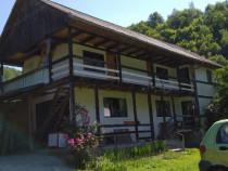 Casa si teren 2600mp la Coada Lacului Tarnita Marisel, Cluj