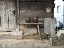 Casa veche din lemn, Apuseni