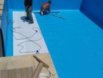 Piscina betonata 8x4x1,5 m