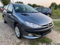 Peugeot 206 1.4 benzina fab 2006 recent import!!!