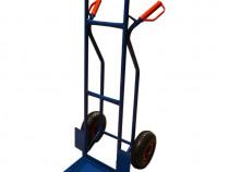 Carucior pentru marfa - capacitate de incarcare 200 kg