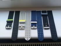 Curele silicon Huawei Watch GT/GT2 22 mm