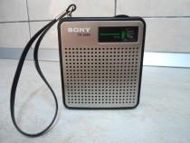 Radio portabil pentru colectie, SONY TR-3550