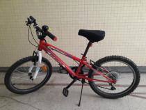 Bicicletă copii 5-9 ani
