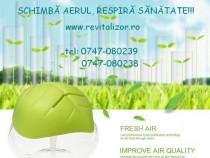 Aparat purificare aer, umidificator, aromaterapie, ionizator