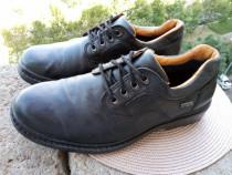 Pantofi piele Clarks, Gore Tex, mar 43, UK 9G (27.5 cm)