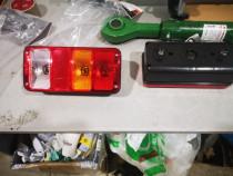Triple stop lampi spate autoutilitare remorci camioane