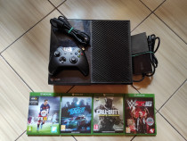 Consola Xbox One peste 380 de jocuri Fortnite NFS FS Forza