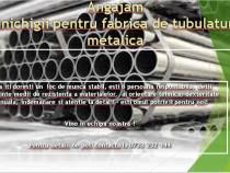 Tinichigiu tubulatura metalica