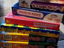 9 puzzle si 5 jocuri