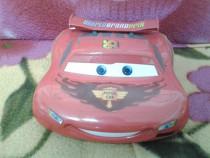 "Disney - Pixar - Cars - Lightning McQueen DVD Player 7"""