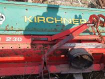 Tocator resturi vegetale Kirchner
