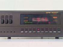 Tuner GPM 2000T Japan rar vintage colectie