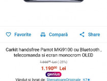 Parrot MKi9100 nou sigilat