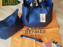 Genți Hermes 2 in 1 import/new model,saculet inclus