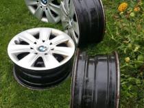 Jante de fier 4x 16 pentru BMW E 46