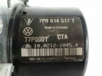 PORSCHE CAYENNE 92A ABS Pump Unit 7P0907379T 7P0614517T