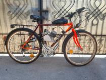 """Bicicleta cu motor,roti de 26"""""""
