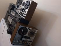 Magnetofon Akai , Pioneer , Technics